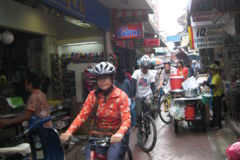 Chinatown Temple Bike Tour