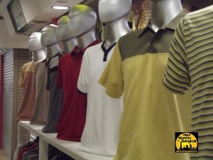 Men's clothes at Indra Market Bangkok!