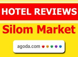 Find the best hotes and get reviews around Silom Night Market.