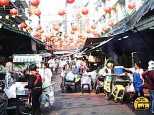 Chinatown Market in Bangkok