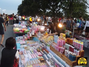 Cosmetics at Ramkhamhaeng Night Market