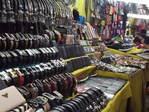 Shopping at Patpong Night Market