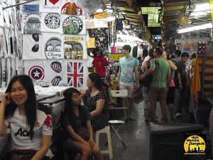 Lots of Shopping at Patpong Night Market