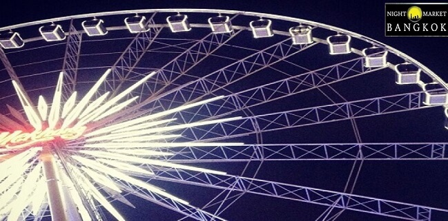Asiatique is right on the River and provides an awesome Nightlife experience with eating, shopping, and fun.