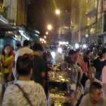 The ultimate flea market experience of one of the busiest night markets in bangkok called Khlong Thom