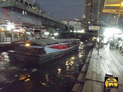 expressboat at pratunam market bangkok