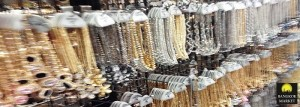 Necklaces at Sampeng Market