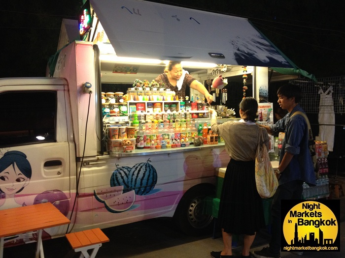 JJ Green Night MArket BAngkok
