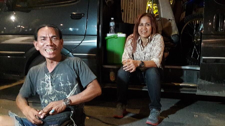 Some beautiful smiles at Siam Gypsy Caravan Market